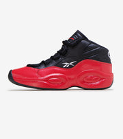 Reebok  Question Mid Street Sleigh  Black - GV7187 | Jimmy Jazz