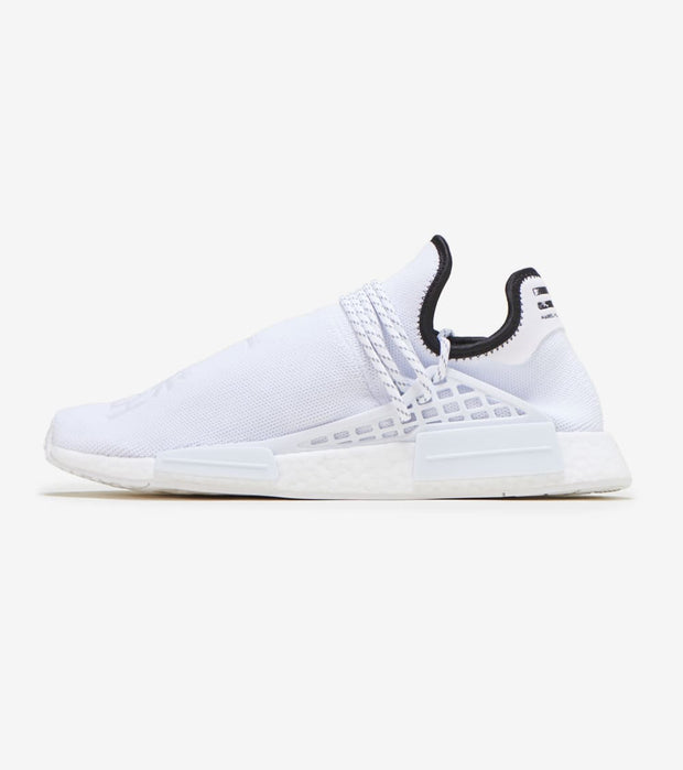 Adidas  Pharell Williams HU NMD Shoes  White - GY0092 | Jimmy Jazz