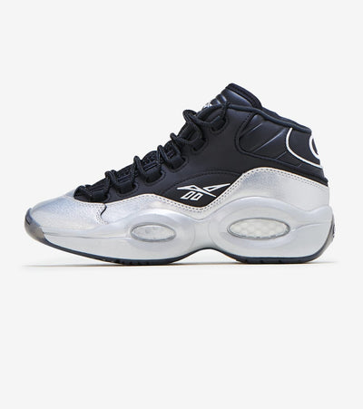 Reebok  Question Mid I3 Motorsports  Black - GY7931 | Jimmy Jazz