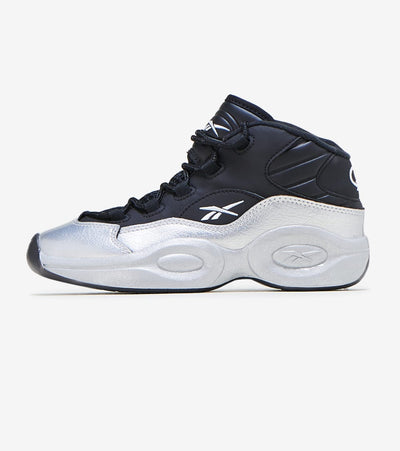Reebok  Question Mid I3 Motorsports  Black - GY7935 | Jimmy Jazz