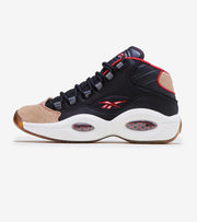 Reebok  Question Mid Alternate Imprints  Black - H00847 | Jimmy Jazz