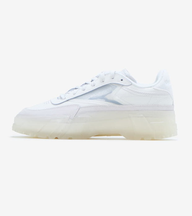 Reebok  Club C Cardi  White - H01012 | Jimmy Jazz