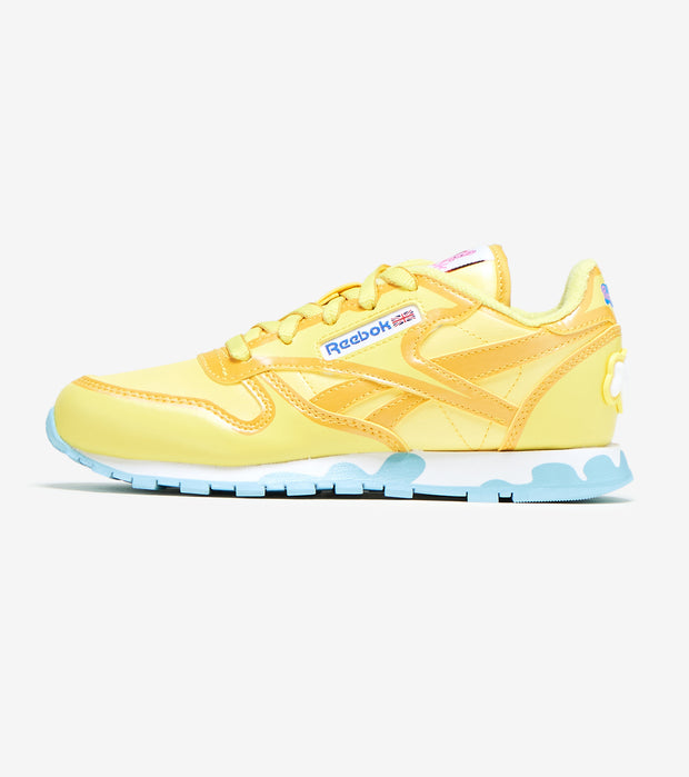Reebok  Classic Leather x Peppa Pig  Yellow - H05203 | Jimmy Jazz
