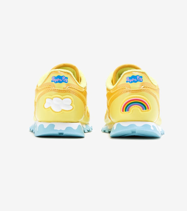 Reebok  Classic Leather x Peppa Pig  Yellow - H05207 | Jimmy Jazz