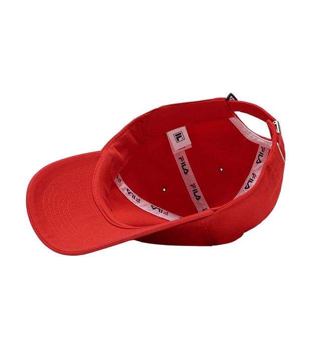 Fila  Heritage Cap  Red - HT03341-RED | Jimmy Jazz