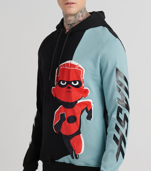 Freeze  Dash Block Hoodie  Blue - I450005-VLT | Jimmy Jazz