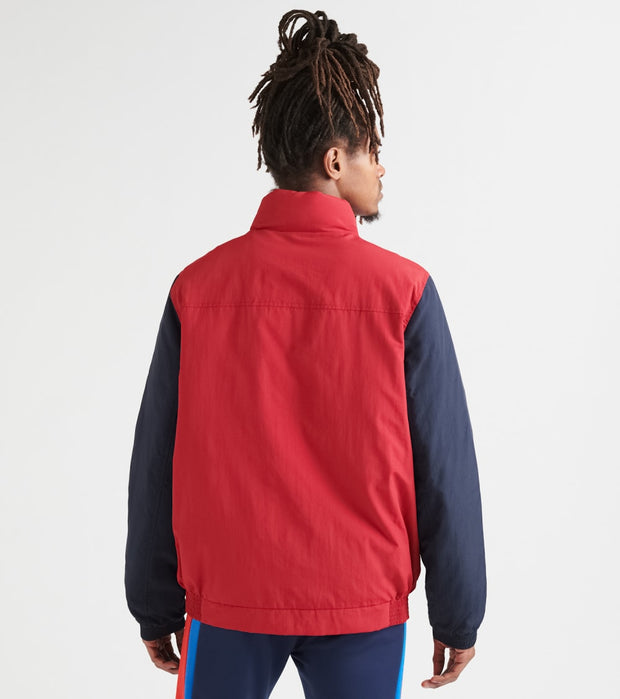 Tommy Hilfiger  Nylon Taslan Retro Puffer Jacket  Red - I59AN960-MJF | Jimmy Jazz