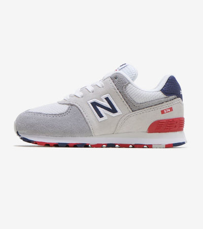 New Balance  574  Grey - IC574UJD | Jimmy Jazz