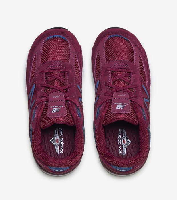 New Balance  990 V5  Burgundy - IC990BU5 | Jimmy Jazz