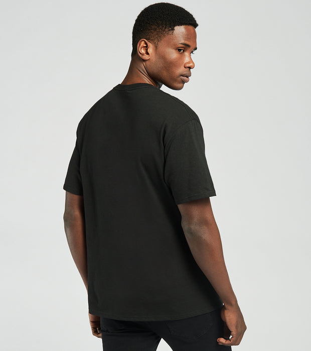 Reason  Malcolm X Tee  Black - J03001-BLK | Jimmy Jazz