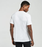 Reason  Malcolm X Stand Roll Tee  White - J05100-WHT | Jimmy Jazz