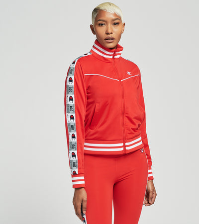 Tricot Track Jacket With Jocktag Tape