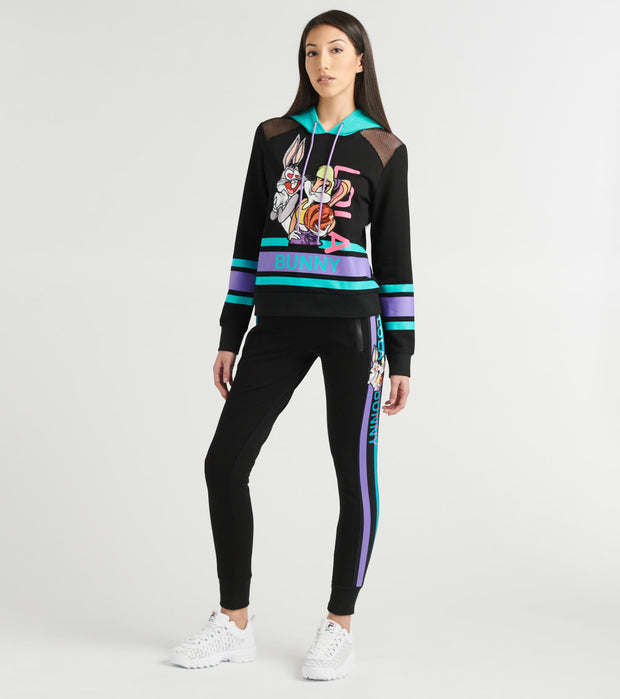 Freeze  Crushing on Lola Hoody  Black - JLC0054-BLK | Jimmy Jazz