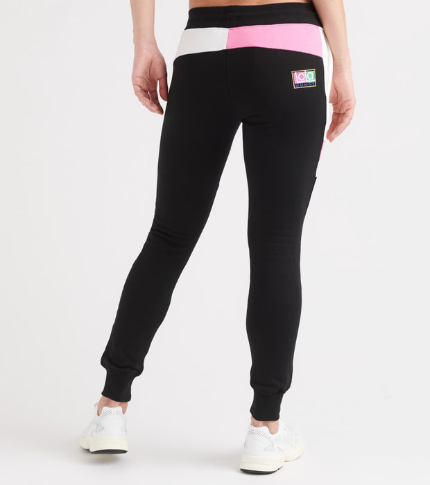 Essentials  Lola Sports Jogger  Black - JLG0039-BLK | Jimmy Jazz