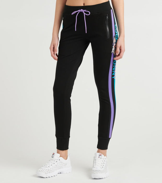 Freeze  Crushing on Lola Jogger  Black - JLG0053-BLK | Jimmy Jazz