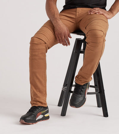 Decibel  Slim Cut Twill Pant - L34  Beige - JP8112L34-WHE | Jimmy Jazz