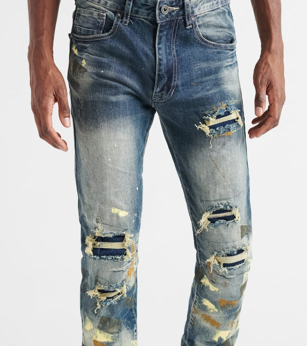 Decibel  Fashion Jeans W Beige Tint - L32  Blue - JP9730L32-ABL | Jimmy Jazz