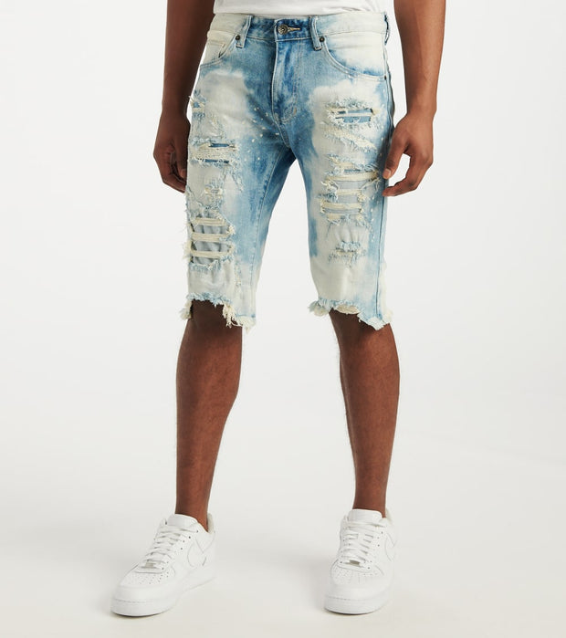 Decibel  Fashion Denim Shorts  Blue - JS120230-SMR | Jimmy Jazz