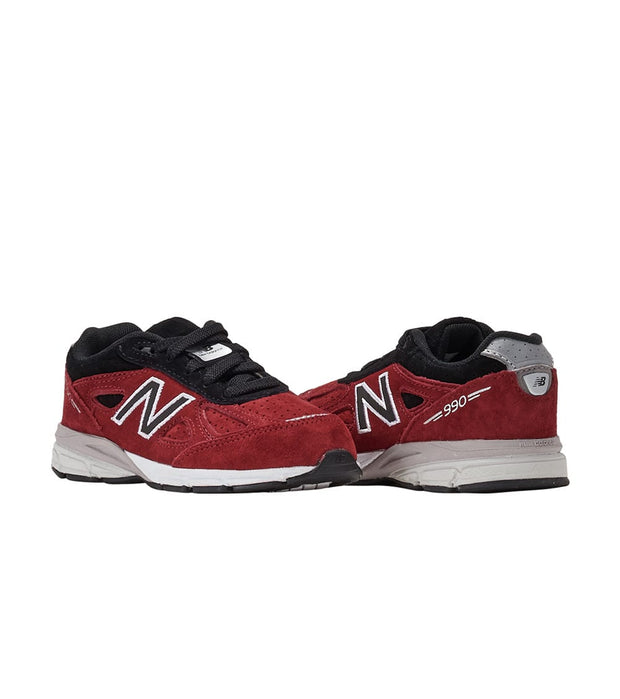 New Balance  990 Sneaker  Red - KJ990R4I | Jimmy Jazz