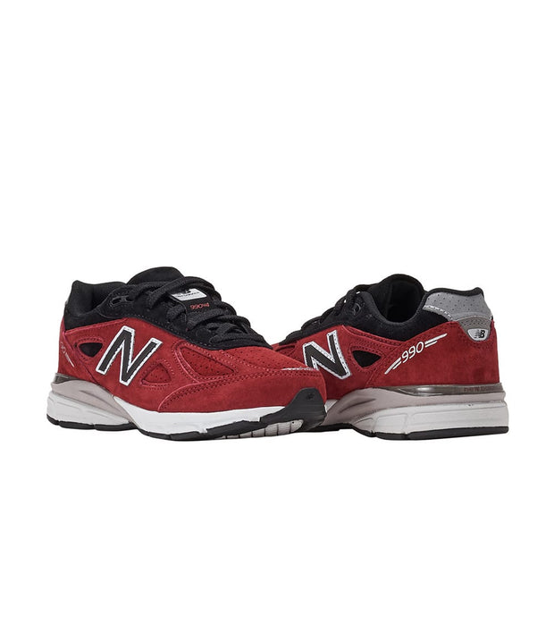 New Balance  990 Sneaker  Red - KJ990R4P | Jimmy Jazz