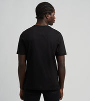 DE.KRYPTIC  Jessie Owens Tee  Black - KLKT004-BLK | Jimmy Jazz
