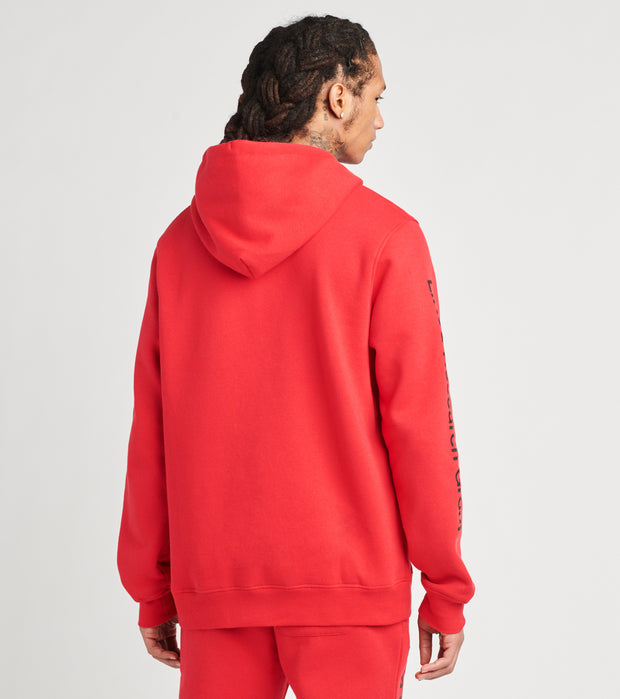 Lrg  Lifted Script Pullover Hoodie  Red - L0H4MLOXX-RE24 | Jimmy Jazz