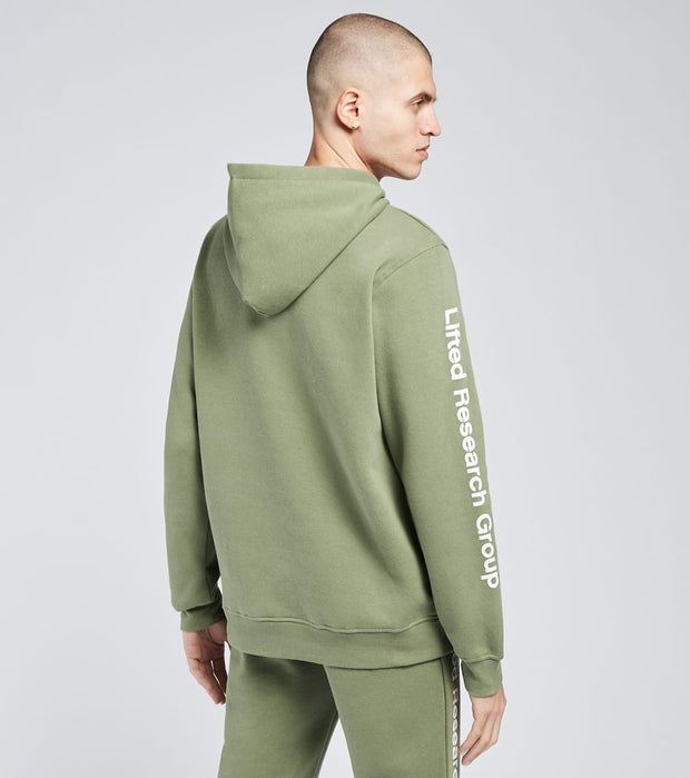 Lrg  Stacked Multi Pullover Hoodie  Green - L0H8MLOXX-OL03 | Jimmy Jazz