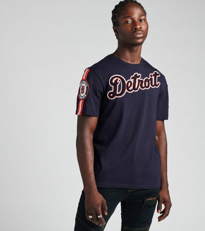 Pro Standard  Detriot Tigers Pro Team Shirt  Navy - LDT130801-MNV | Jimmy Jazz