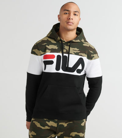 Fila  Grand Slam Hoodie  Black - LM017335-001 | Jimmy Jazz