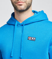 Fila  Algot Fleece Pullover Hoodie  Blue - LM03A188-451 | Jimmy Jazz