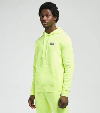 Fila  Algot Fleece Pullover Hoodie  Yellow - LM03A188-735 | Jimmy Jazz