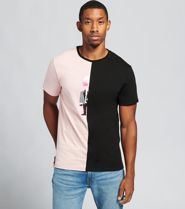 Karltoon Color Block Tee