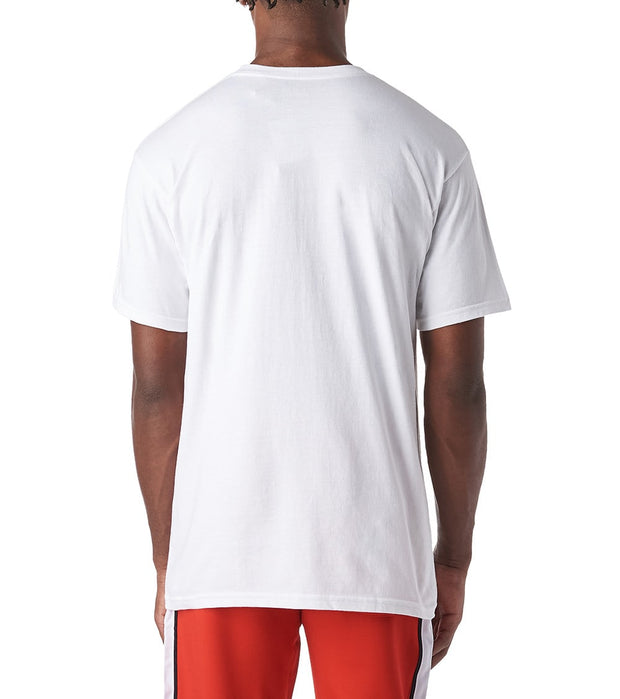 Fila  F Box SMU Short Sleeve Tee  White - LM153RW5-130 | Jimmy Jazz