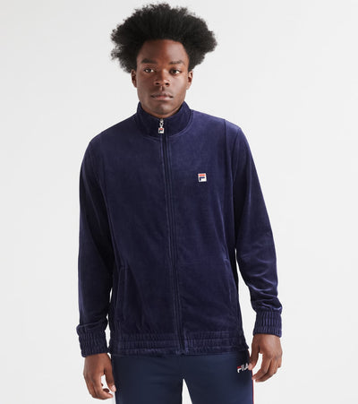 Fila  Velour Jacket  Navy - LM163TN7-412 | Jimmy Jazz
