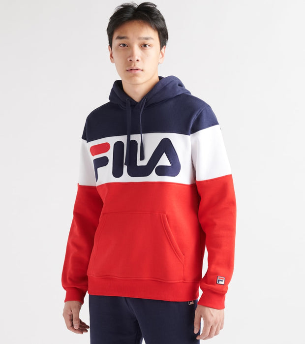 Fila  Flamino Pullover Hoodie  Navy - LM183420-412 | Jimmy Jazz