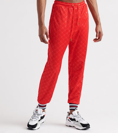 Fila  Mitchell Track Pants  Red - LM911265-640 | Jimmy Jazz