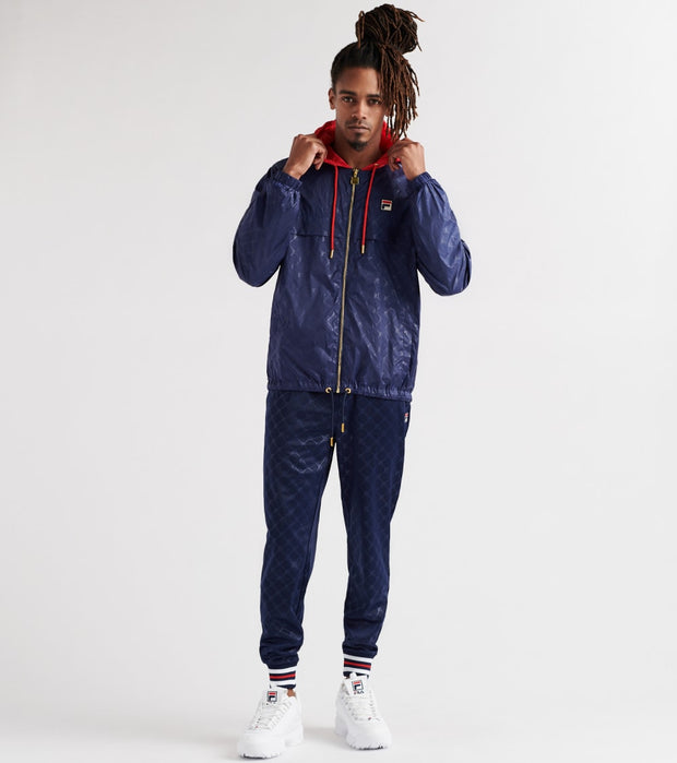 Fila  Copper Hood Jacket  Navy - LM911266-410 | Jimmy Jazz