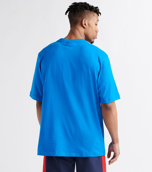 Fila  Spiro Tee  Blue - LM911285-916 | Jimmy Jazz