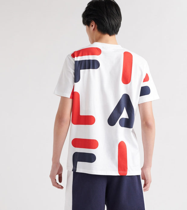 Fila  Bennet Tee  White - LM911337-640 | Jimmy Jazz
