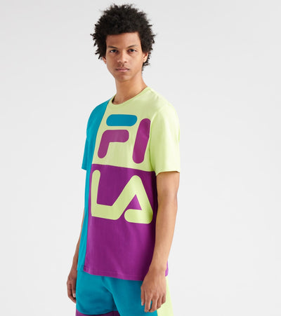 Fila  Bennet Tee  Multi - LM913882-366 | Jimmy Jazz