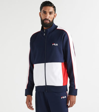 Fila  Michele Jacket  Navy - LM932993-410 | Jimmy Jazz