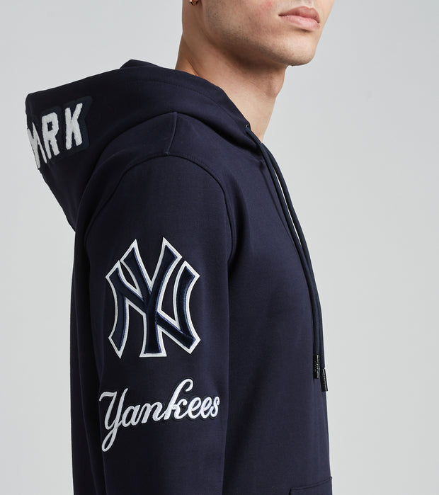 Pro Standard  New York Yankees Hoodie  Navy - LNY531152-BLU | Jimmy Jazz