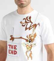 Freeze  The End Tee  White - LT10130-WHT | Jimmy Jazz