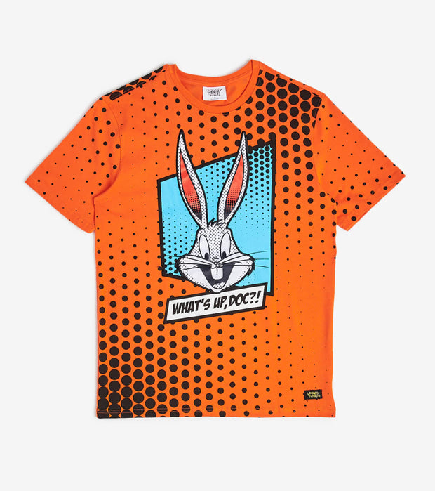 Freeze  BUGS DOT ShortSleeve Tee  Orange - LT10245-ORG | Jimmy Jazz