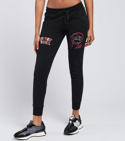 Freeze  Lola Jogger Pants  Black - LTG0310-BLK | Aractidf
