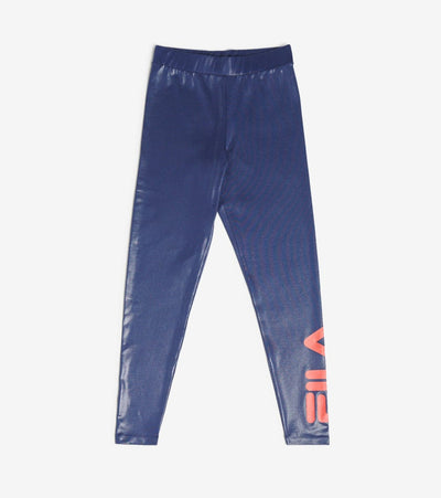 Fila  Skyler High Waist Leggings  Navy - LW015976-410 | Jimmy Jazz