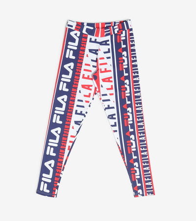 Fila  Zahra Legging  Multi - LW015977-410 | Jimmy Jazz