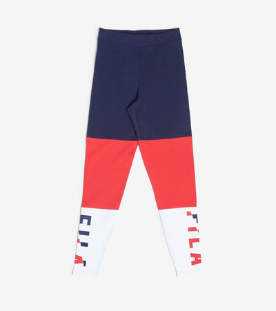 Fila  Erin High Waist Legging  Navy - LW015979-410 | Jimmy Jazz