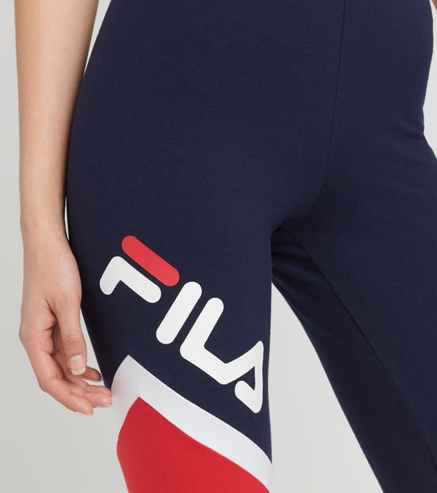 Fila  Roxy High Waist Legging  Navy - LW015981-410 | Jimmy Jazz