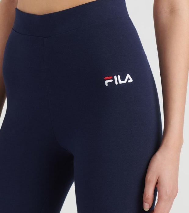 Fila  Seraphina High Waist Legging  Navy - LW015983-410 | Jimmy Jazz